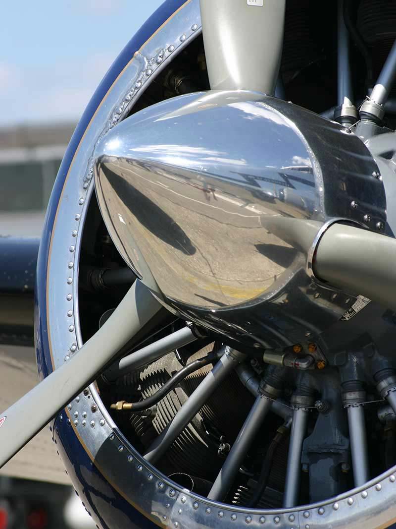 elica aereo